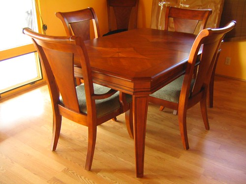 42 HIGH DINING TABLE