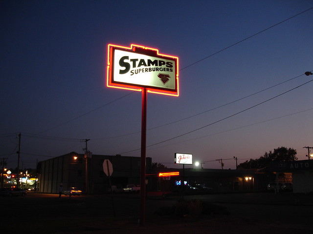 Stamps Superburger (2nd Location) Jackson MS
