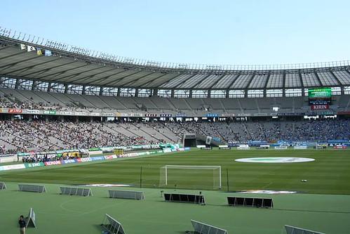 Ajinomoto Stadium #001