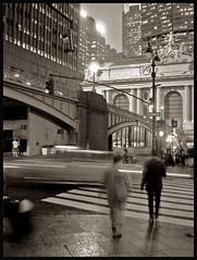Grand Central, 6:46PM