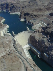 Hoover Dam from the Air