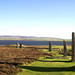 Orkney - October 2005 - Standing Stones at Brodgar