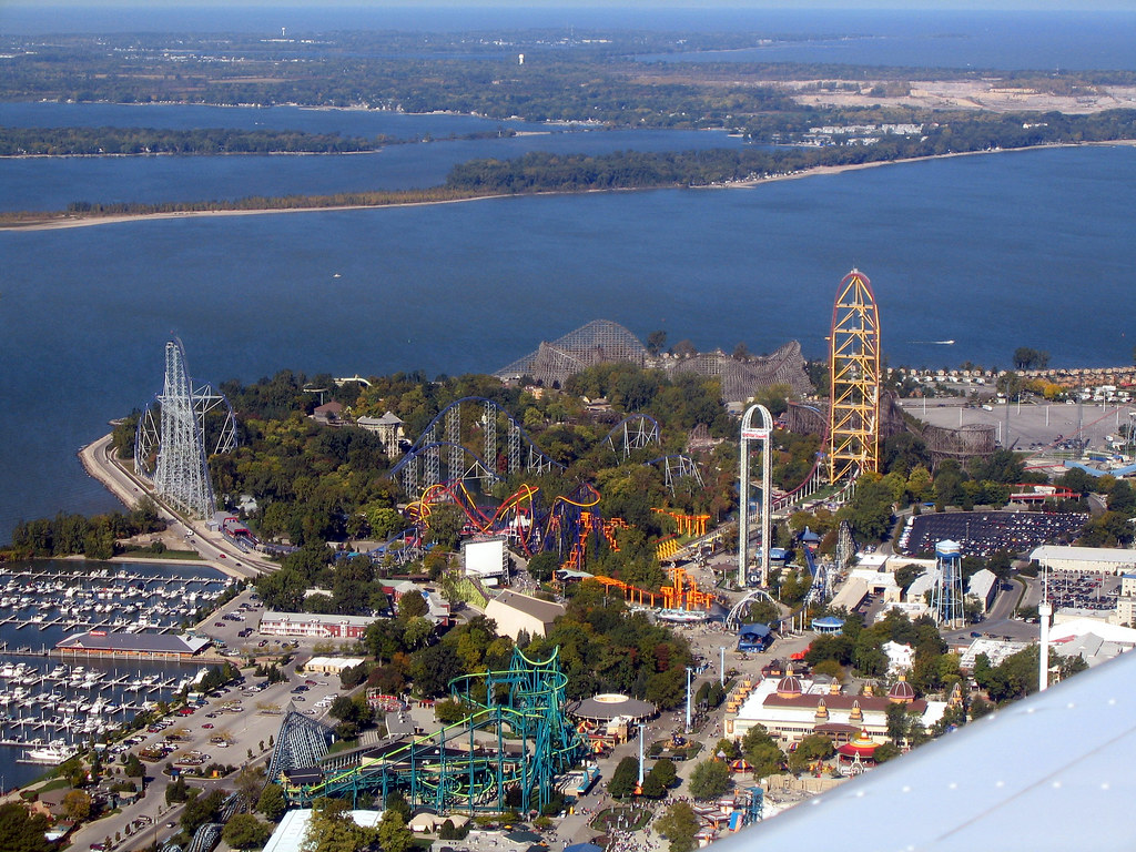 cedar point ohio Cedar point is hiring for amusement park operations, park administration and maintenance seasonal, part-time and full-time.