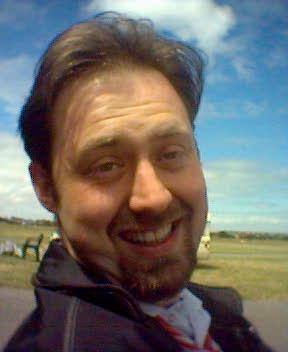 ben grinning weirdly
