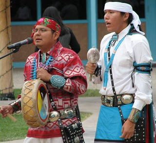 Navajo Ceremonial Dance