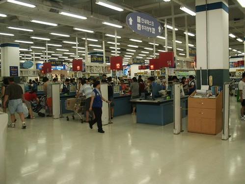 Why Walmart failed in South Korea.