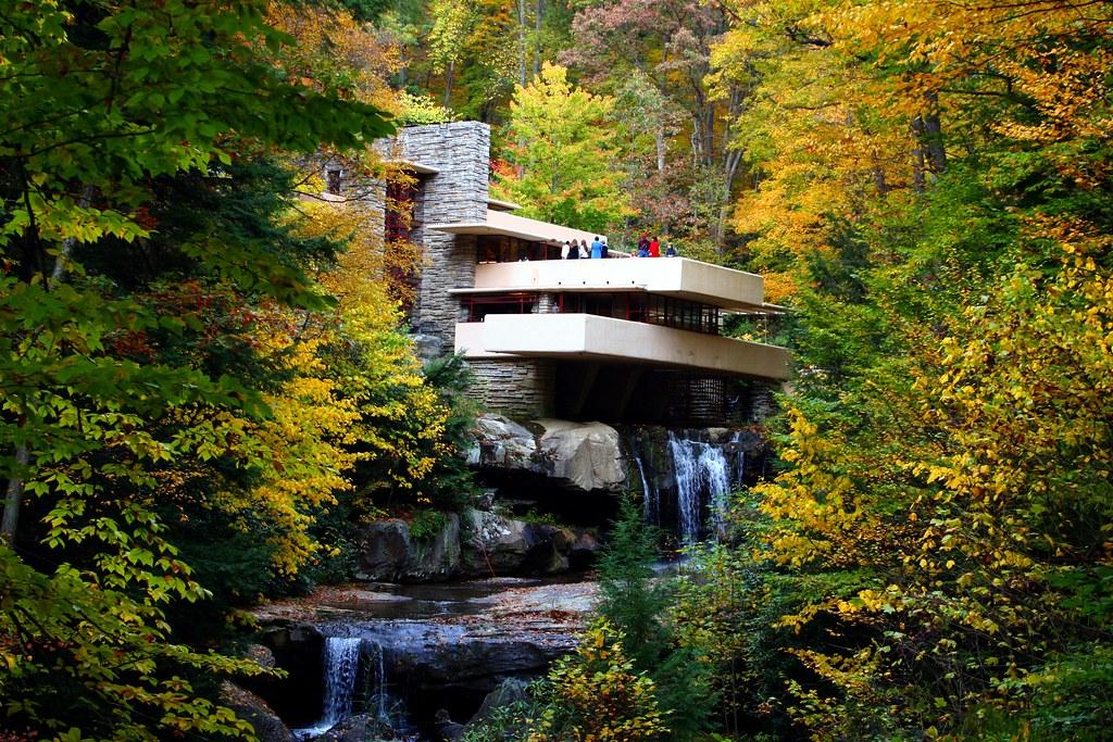 fallingwater (autumn ed.)