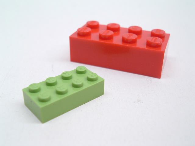 gizmocom 39 s lego blog large and small bricks