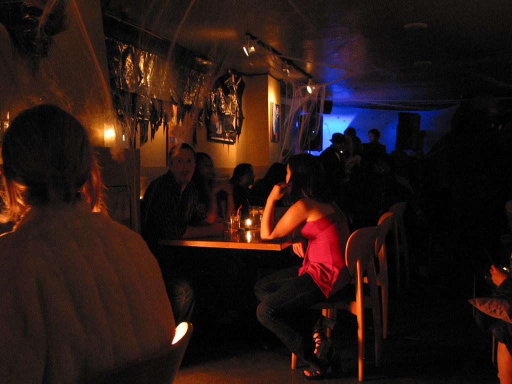 inside social club