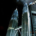 KLCC Twin Tower And Maxis Tower by jiaren777