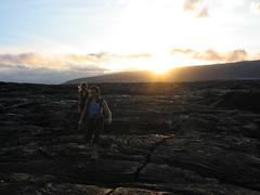 lava hunting