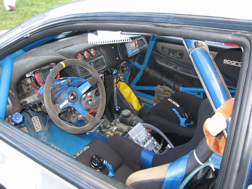 the interior of a rally car a photo on flickriver. Black Bedroom Furniture Sets. Home Design Ideas