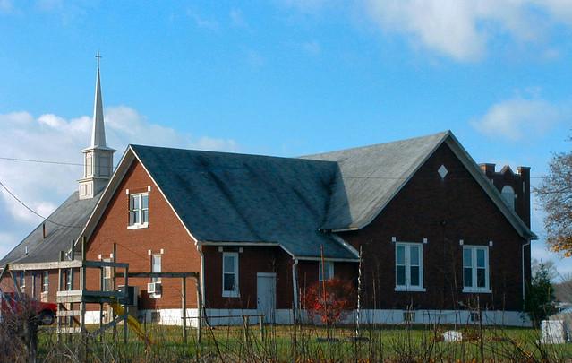Mt Pleasant Baptist Church Located In Orange County