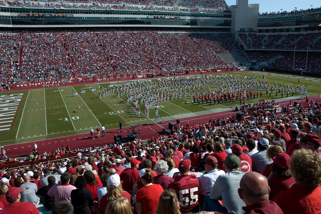 Arkansas Razorbacks football games against South Carolina Gamecocks