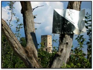 La torre de senyals de Puiggraciós