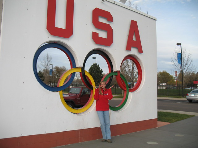 Visit the Olympic Training Center