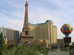 Paris Hotel & Casino. Las Vegas, Nevada