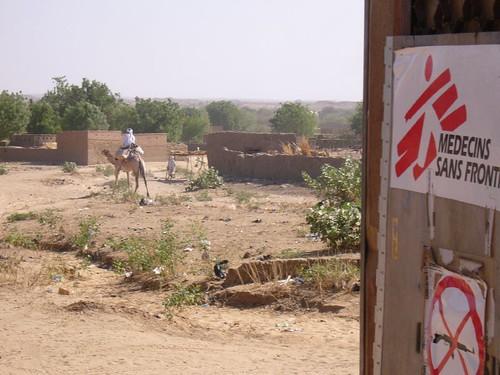 MSF Front Door