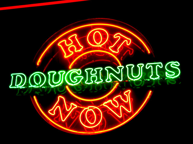 Hot Doughnuts Now