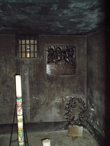 Larger solitary confinment room