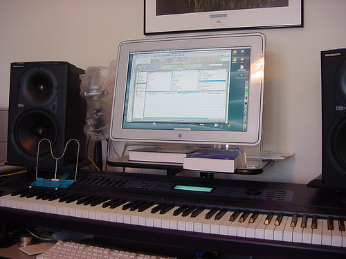 Music computer