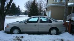 automobile(1.0), family car(1.0), vehicle(1.0), full-size car(1.0), mid-size car(1.0), compact car(1.0), sedan(1.0), ford contour(1.0), land vehicle(1.0),
