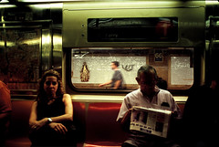 New York Subway by areshuan
