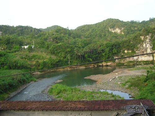 bridge beautiful river puerto rico tropical ciales
