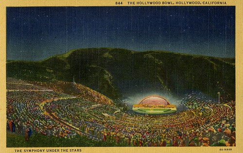 The Hollywood Bowl - The Symphony Under the Stars