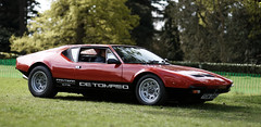 maserati merak(0.0), ford gt40(0.0), maserati bora(0.0), porsche 904(0.0), race car(1.0), automobile(1.0), vehicle(1.0), performance car(1.0), de tomaso pantera(1.0), automotive design(1.0), land vehicle(1.0), coupã©(1.0), supercar(1.0), sports car(1.0),
