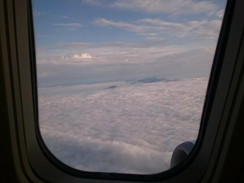 Volando a Roma / Flying to Rome