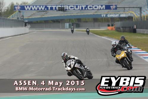 BMW Motorrad Track Days with Troy Corser, organised by EYBIS - ASSEN 2015 - 065
