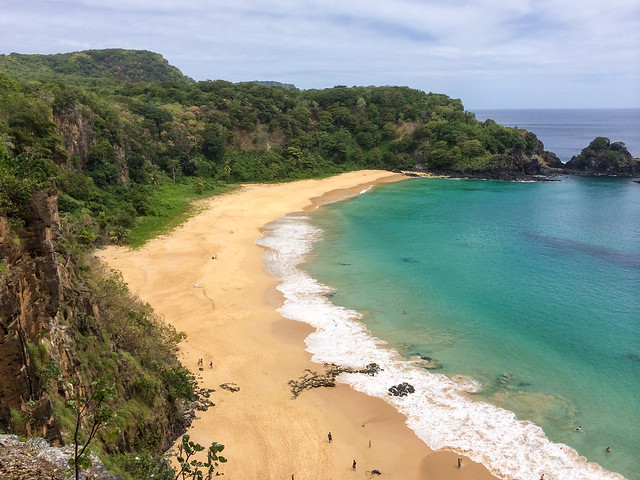 Fernando de Noronha Island - Baia do Sancho - Strand
