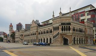 Εικόνα από Sultan Abdul Samad Building.
