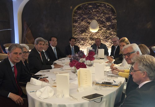 Iran Talks in Vienna - June 2015
