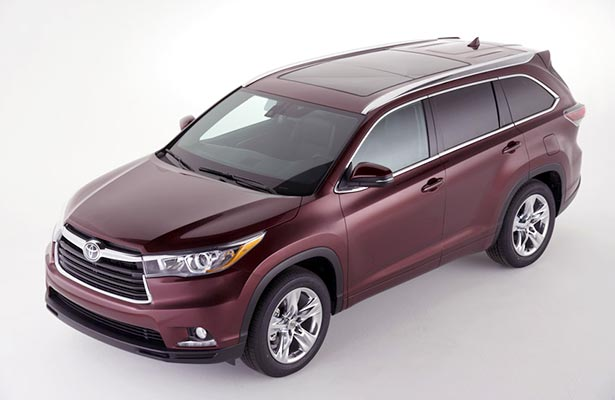2016 Toyota Highlander Middle Seat Latch Car Review