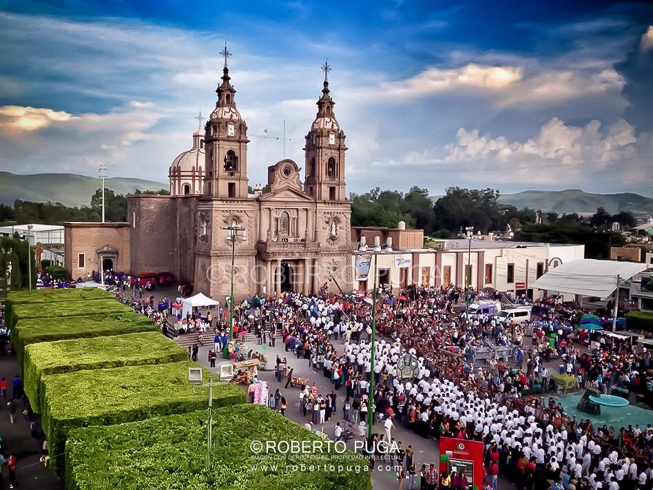 Ocotlán, Jalisco. Fiestas patronales en honor al Señor de la Misericordia.