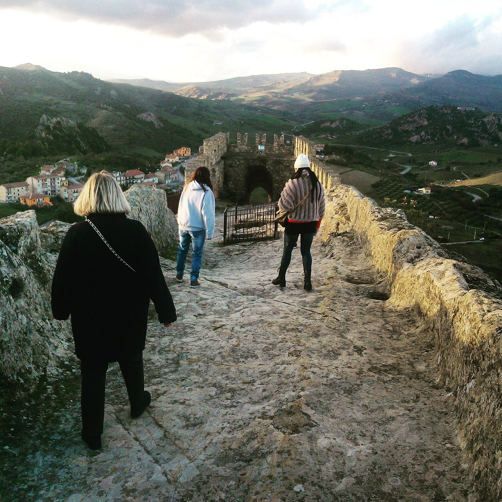 Altezze castello di Sperlinga