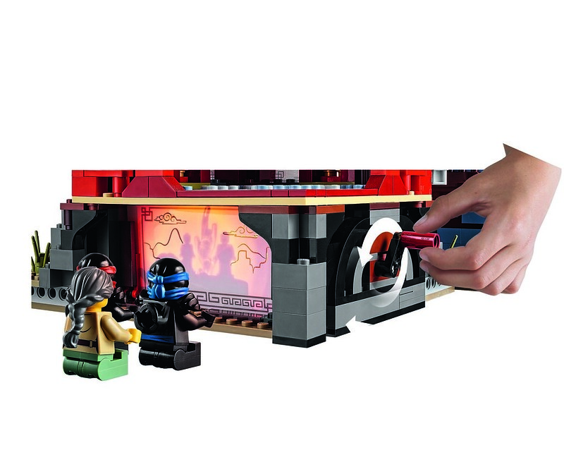 LEGO Ninjago 70751 - Cinema