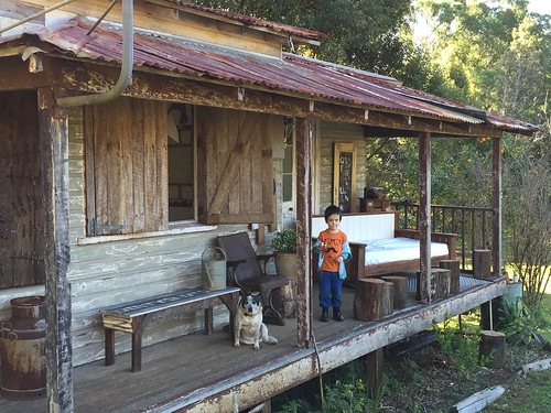 Old house outside Eureka