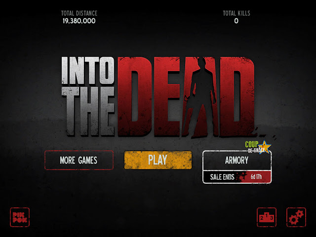 Download Free Game Into the Dead Hack (All Versions) Unlimited Coins 100% Working and Tested for IOS and Android