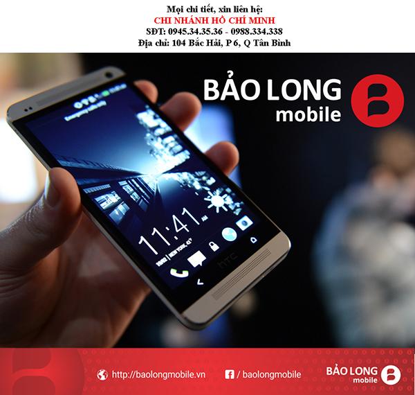 Người dùng nên biết gì khi đi sửa cảm ứng smartphone HTC One M7 tại TP.HCM?