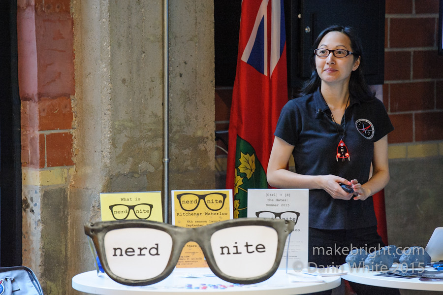 Maker Expo at Nerd Nite KW - July 2015 084