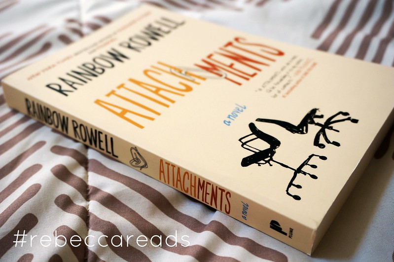 Attachments by Rainbow Rowell Review