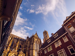 Nabij de Domtoren. Utrecht. 003