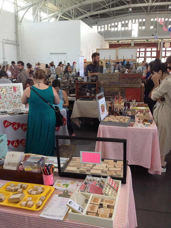 Renegade craft fair, SF