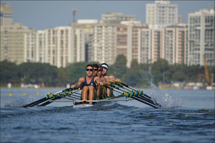 Four Skiff Masculino do Brasil