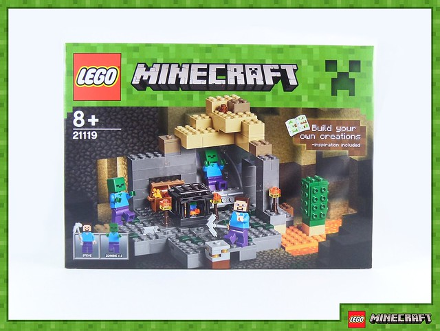 Review - 21119 LEGO Minecraft The Dungeon από EUROBRICKS 19870977271_3a85c2e7b4_z