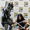 2014-Fans Dressed Up as Deadpool & Psylok at SDCC on Friday-04 by David Cummings62