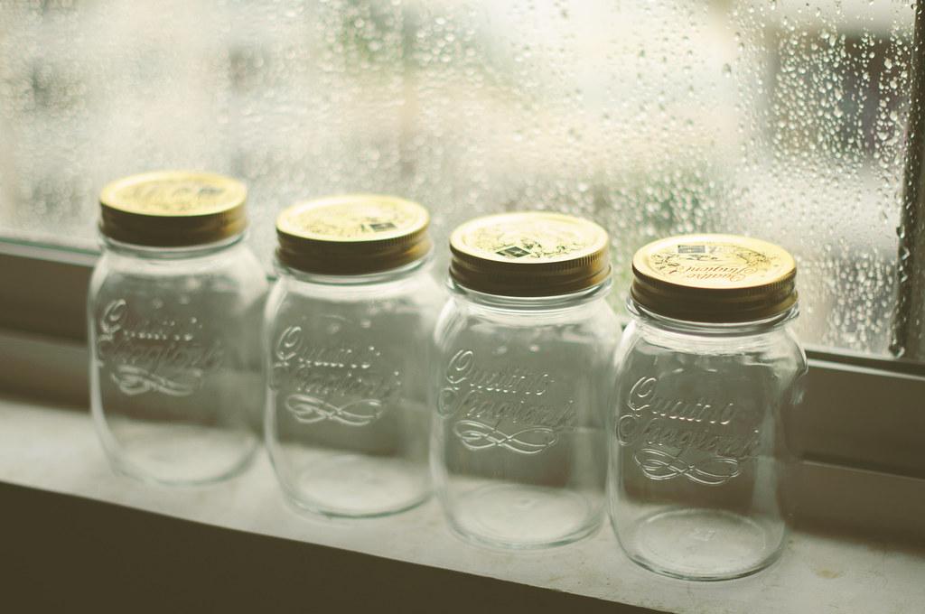 Day 189.365 - Mason Jars